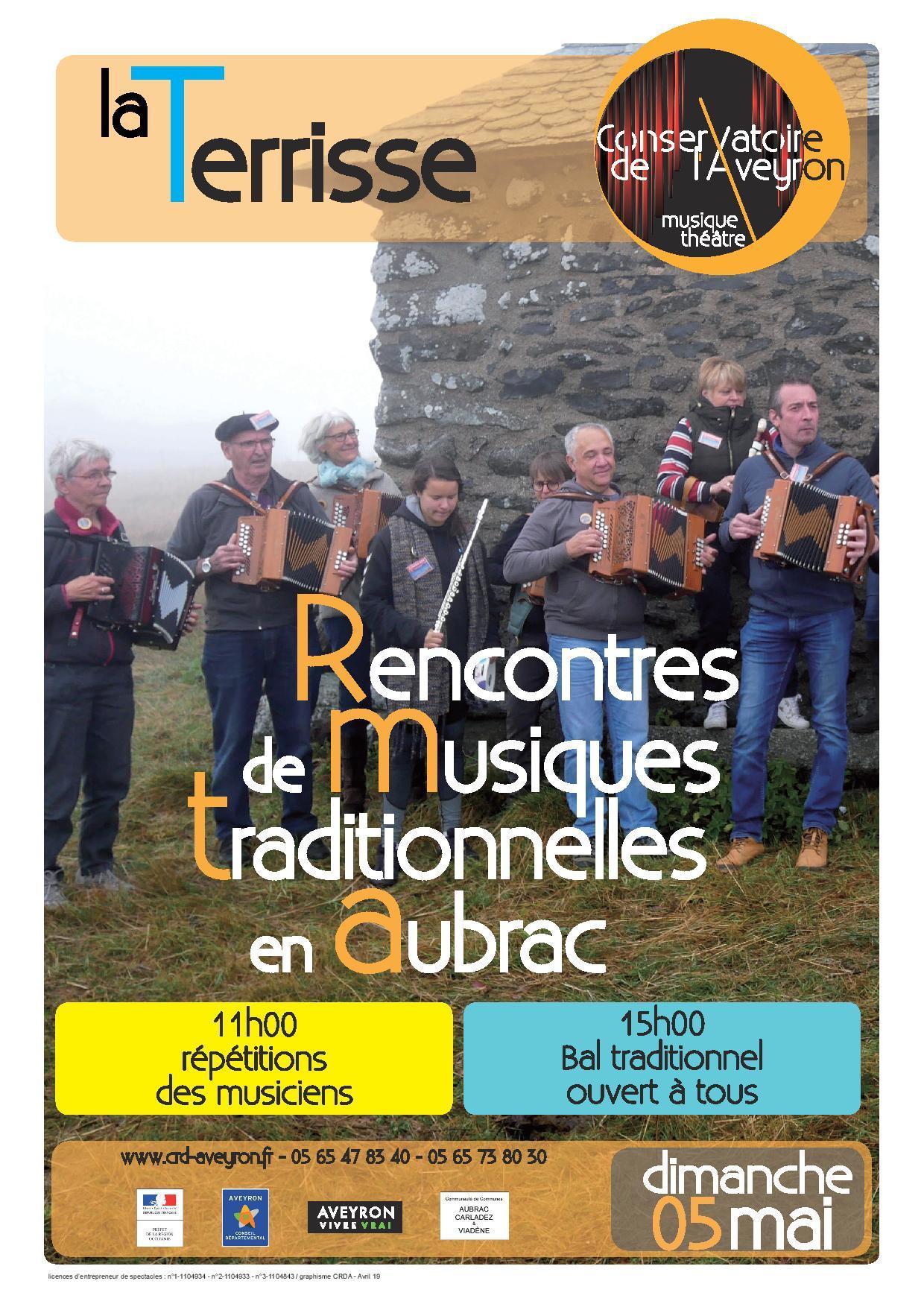 Rencontre musiques traditionnelles