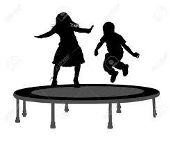 Trampoline enfants
